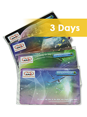Internet WiFi - Card / 3 Days