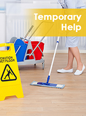 Cleaning service Temporary Help