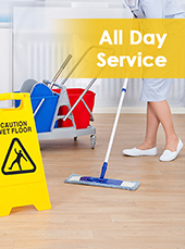 Cleaning service All Day Service