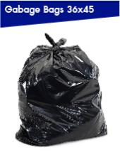 Garbage Bags 36x45 inch