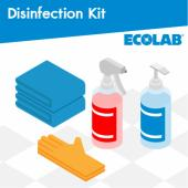 Disinfectant Self Service Kit